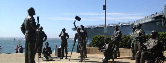National Salute to Bob Hope & the Military by Eugene Daub & Steven Whyte is one of SAN DIEGO.