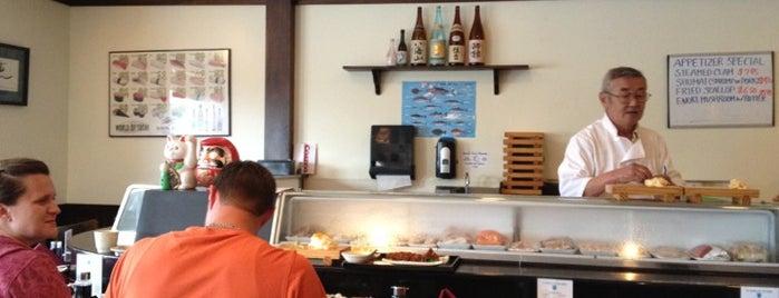 Ichiban Sushi is one of I <3 Santa Barbara.