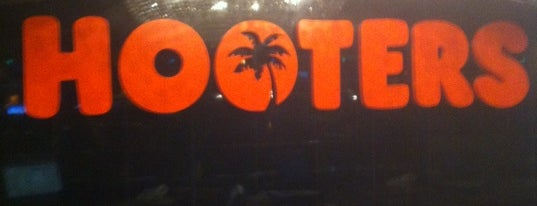 Hooters is one of 101 places to see in Las Vegas before your die.