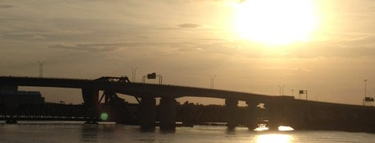 St. Johns River is one of Recreation.
