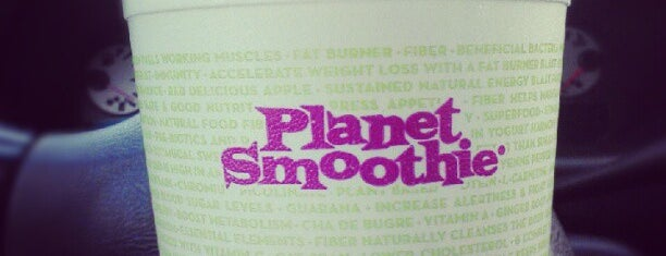 Planet Smoothie is one of Florida Trip.