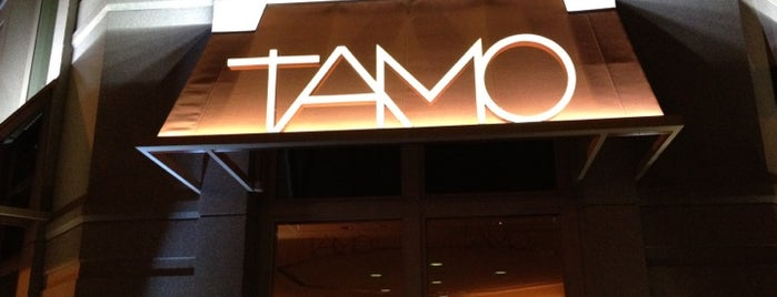 Tamo Bistro & Bar is one of bar.