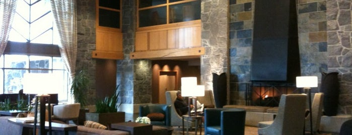 The Westin Resort & Spa, Whistler is one of Whistler.