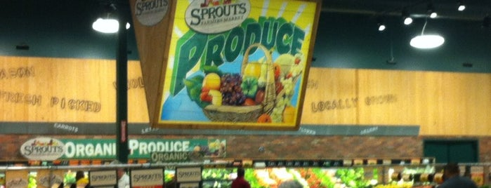 Sprouts Farmers Market is one of Shannon's favorite things.