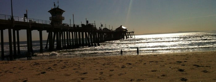 Huntington Beach City Beach is one of Los Angeles.