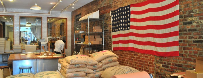 Mast Brothers Chocolate Factory is one of USA - New York, NY.