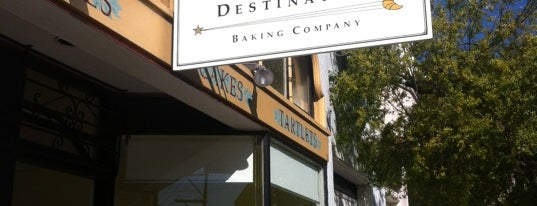 Destination Baking Company is one of Glen Park Goodness.