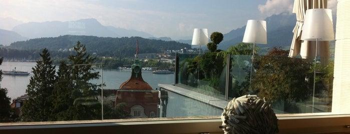 Art Deco Hotel Montana is one of schon gemacht 2.