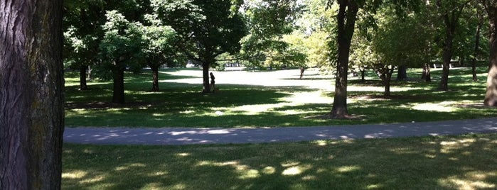 Lincoln Park is one of Great City Parks in the United States and Canada.