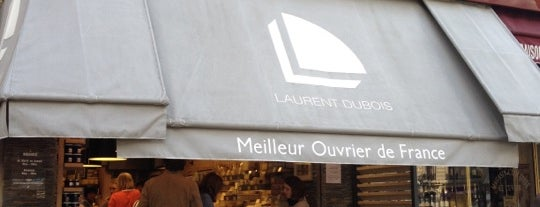 Fromagerie Laurent Dubois is one of Ali 님이 저장한 장소.