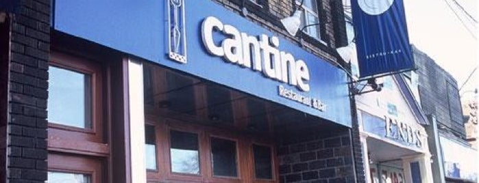 Cantine Restaurant & Bar is one of Toronto -  Breakfast & Brunch Places.