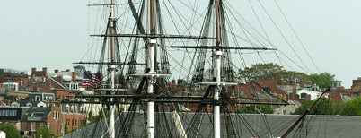 USS Constitution is one of 새소식.