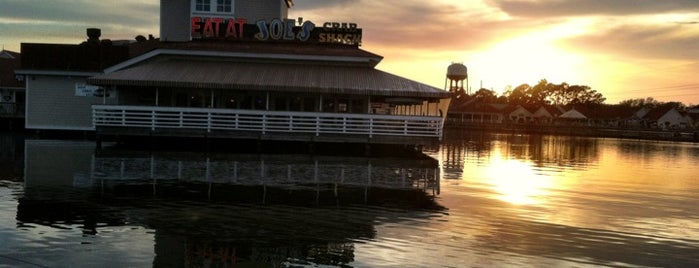 Barefoot Landing is one of Top 10 favorites places in Myrtle Beach, SC.