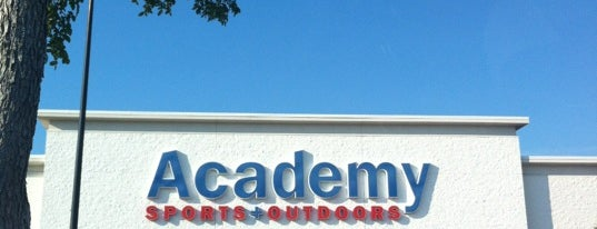 Academy Sports + Outdoors is one of Isaac's Liked Places.