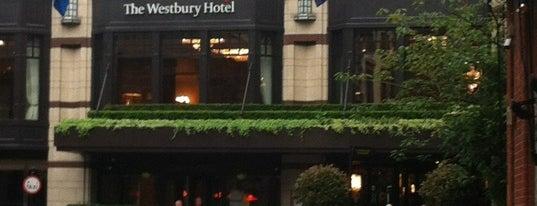 The Westbury Hotel is one of Dublin.
