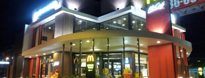 McDonald's is one of Karn : понравившиеся места.