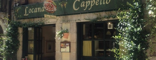Osteria Locandina Cappello is one of Tizianaさんの保存済みスポット.