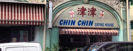 Chin Chin Eating House is one of To-Do in Singapore.