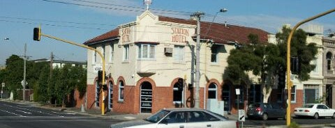 Station Hotel is one of The best of the West.