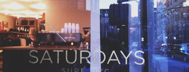 Saturdays Surf NYC is one of Ny meeting spots.