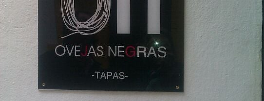 Ovejas Negras is one of Sevilla.