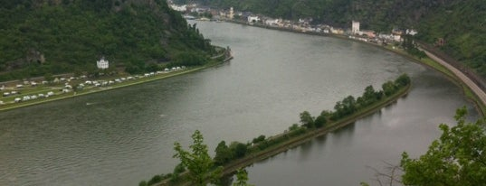 Loreley is one of 100 обекта - Германия.