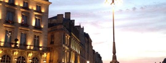 Hôtel de Normandie is one of M's ever-growing list of random stuff.