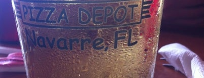 New York Pizza Depot (NYPD) is one of Courtney's Saved Places.
