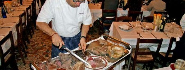 Ristorante Al Calmiere - La Cucina Tradizionale Veronese is one of ** Eat & Drink in Verona **.
