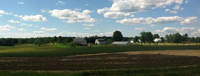 Sheepscot General at Uncas Farms is one of Orte, die Heather gefallen.
