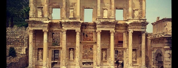 Library of Celsus is one of Turkey Travel Guide.