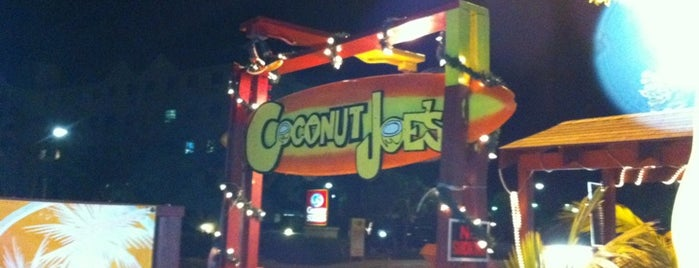 Coconut Joes is one of Cayman Islands.