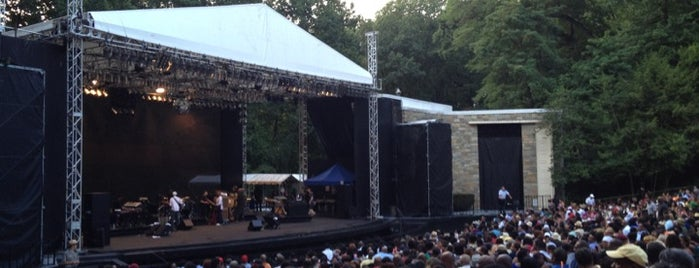Carter Barron Amphitheatre is one of DC Area Live Music Venues.