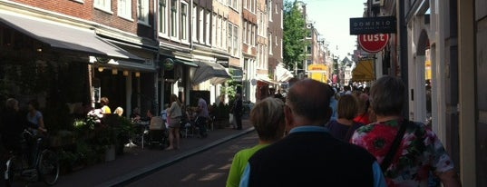 9 Straatjes is one of Amsterdam.