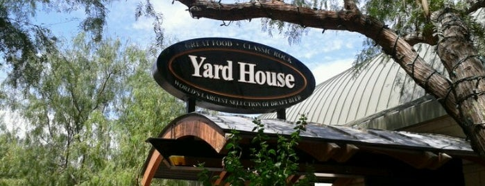 Yard House is one of Lugares guardados de Kerry.