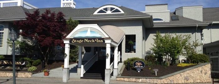 Stage Neck Inn is one of Lugares favoritos de David.