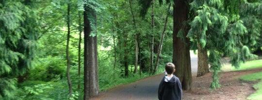Burnt Bridge Creek Bike Trail is one of My Saved Places.