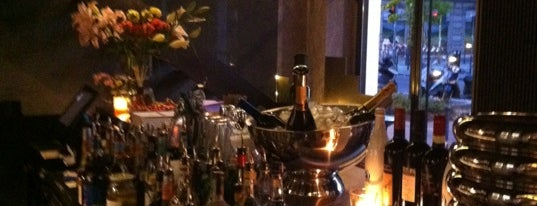 Sofia Chinesebistro is one of MILANO EAT & SHOP.