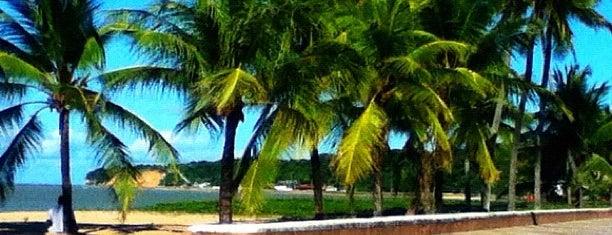 Praia do Cabo Branco is one of Juniorさんの保存済みスポット.
