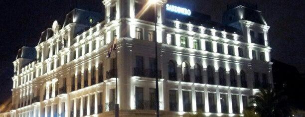 Gran Hotel Sardinero is one of Posti che sono piaciuti a Bibiana.