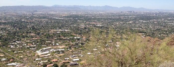 Echo Canyon Park / Camelback Trailhead is one of AZ.