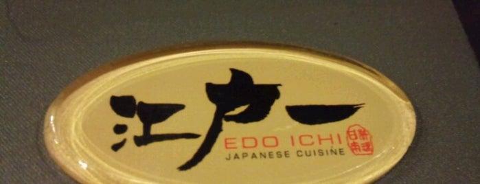 Edo Ichi Japanese Cuisine 江戶一日本料理 is one of Penang | Eats.