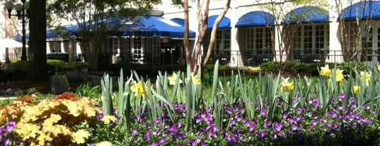 Washington Duke Inn & Golf Club is one of Durham Favorites.