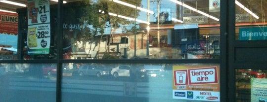 7- Eleven is one of สถานที่ที่ Sergio ถูกใจ.