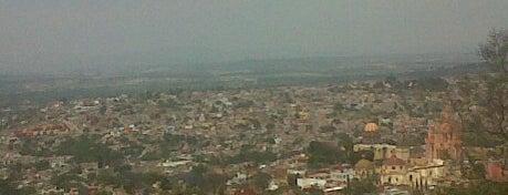 Mirador is one of San Miguel de Allende.