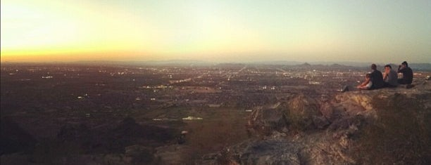 South Mountain Park is one of To Go - Phoenix.