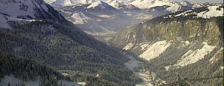 Avoriaz is one of Best Ski Areas.