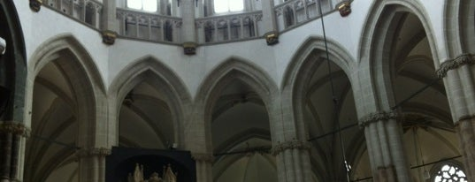 De Nieuwe Kerk is one of Museums that accept museum card.