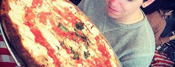 Grimaldi's Pizzeria is one of New York City.