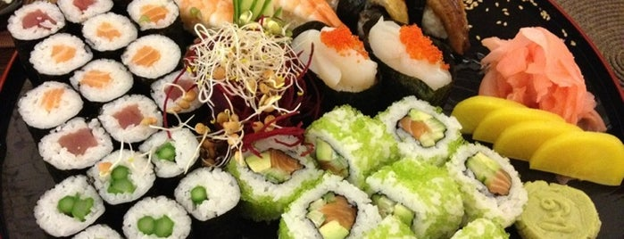 Sushi Upgrade is one of Prague.